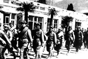 День освобождения Ялты
