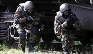 В Алупке прошли учения правоохранительных органов по борьбе с терроризмом