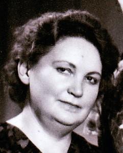 Надежда Александровна Захарьева