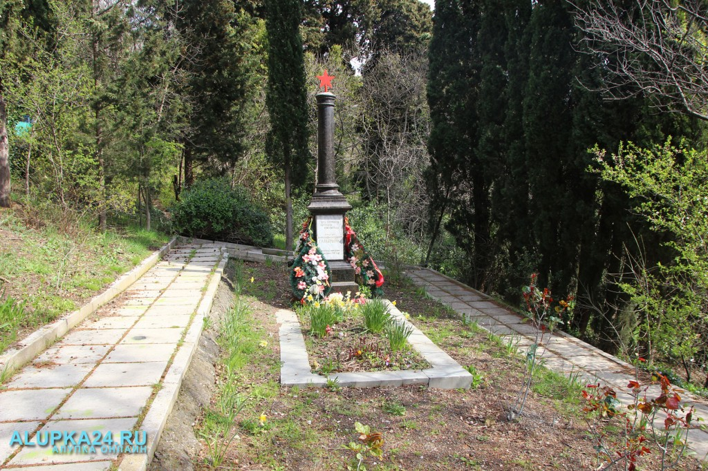 Памятник братьям Гавыриным