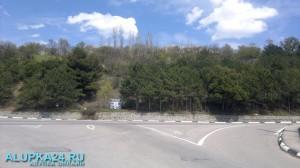 Погода в Алупке 15 мая