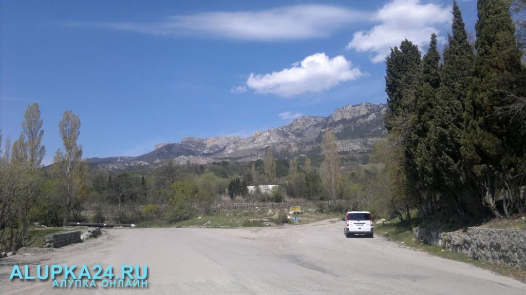 Погода в Алупке 9 мая