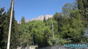 Погода в Алупке 24 мая