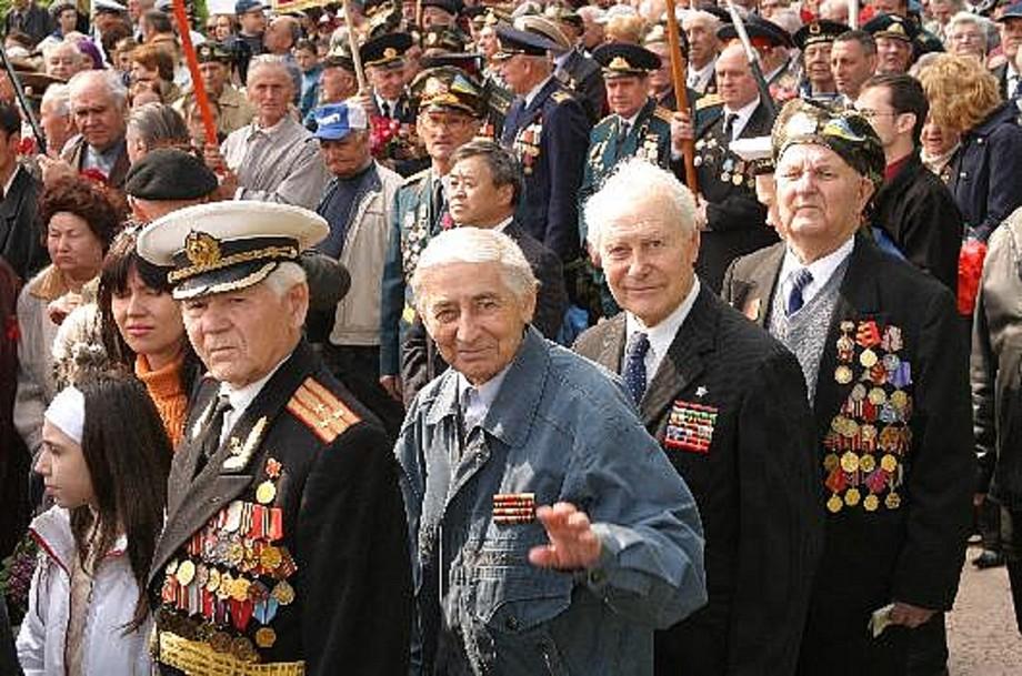 Ветераны ВОВ 6