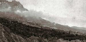 История Алупки: первые следы человека