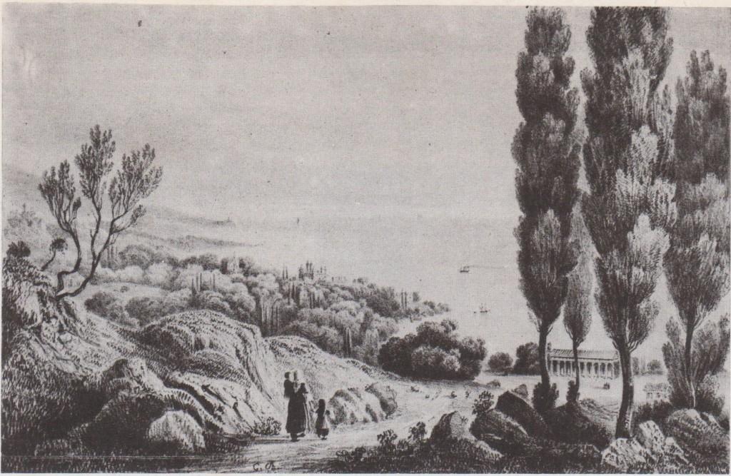 История Алупки в период средневековья