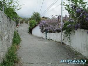 Погода в Алупке 8 мая