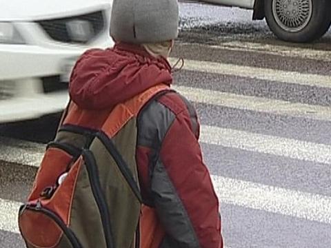 В Ялте машина сбила восьмилетнего ребёнка на пешеходном переходе