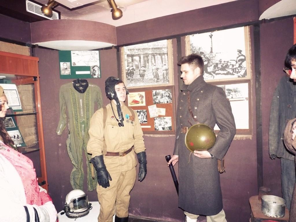 Краеведческий музей в Ялте провёл костюмированную «Ночь музеев»