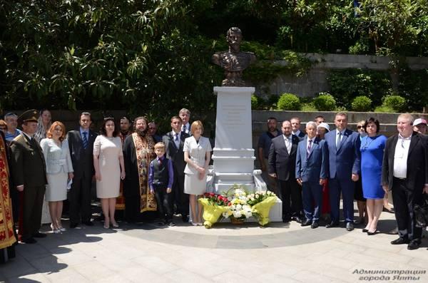 Памятник Николаю
