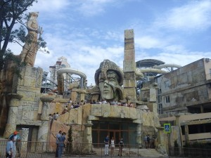 В Ялте открылся аквапарк «Атлантида» под открытым небом