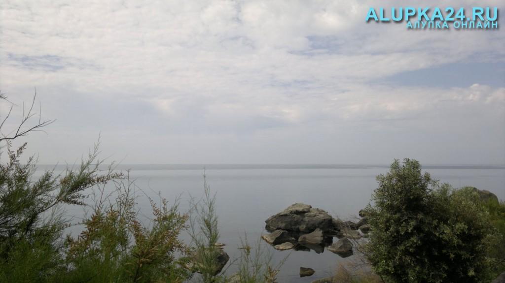 Погода в Алупке 14 июня