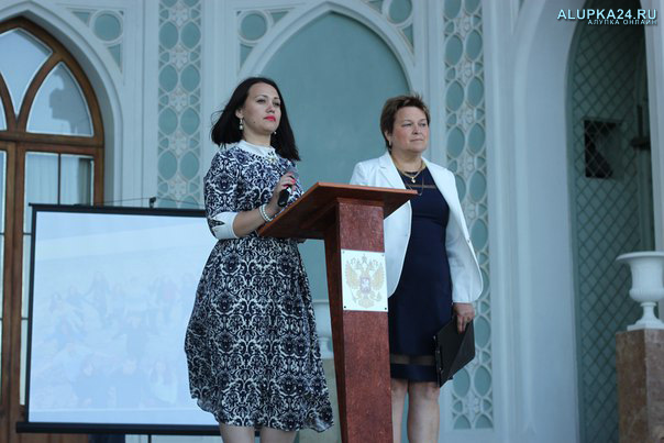Директор школы №1 Татьяна Леонидовна Овчинникова