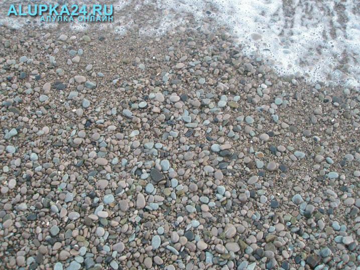Волна на пляже