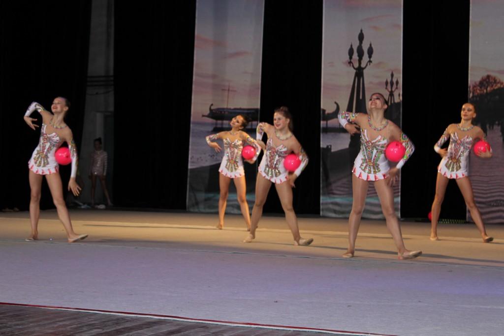 В Ялте состоялся международный 21-й турнир по художественной гимнастике «Свентана» 3