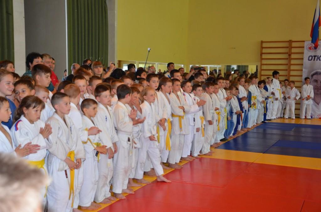 В Симеизе состоялся памятный турнир по дзюдо в честь Кирилла Костенко