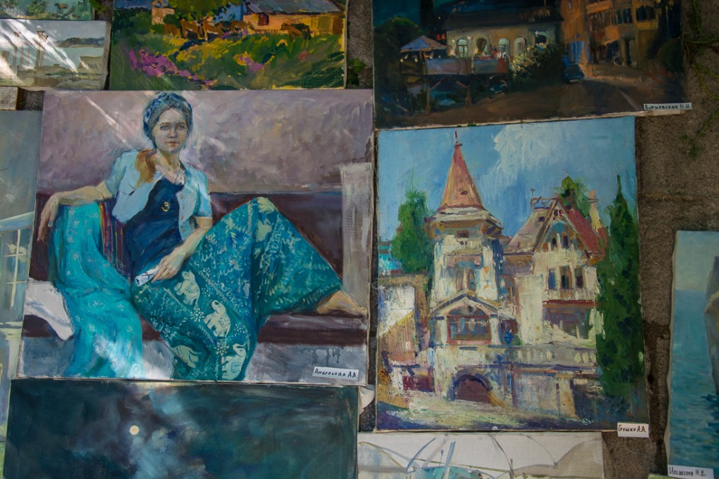 Работа студента Петербургской Академии художеств