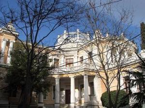 В Ялте отреставрируют здание бывшего Дома пионеров