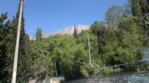 Погода в Алупке 30 июля