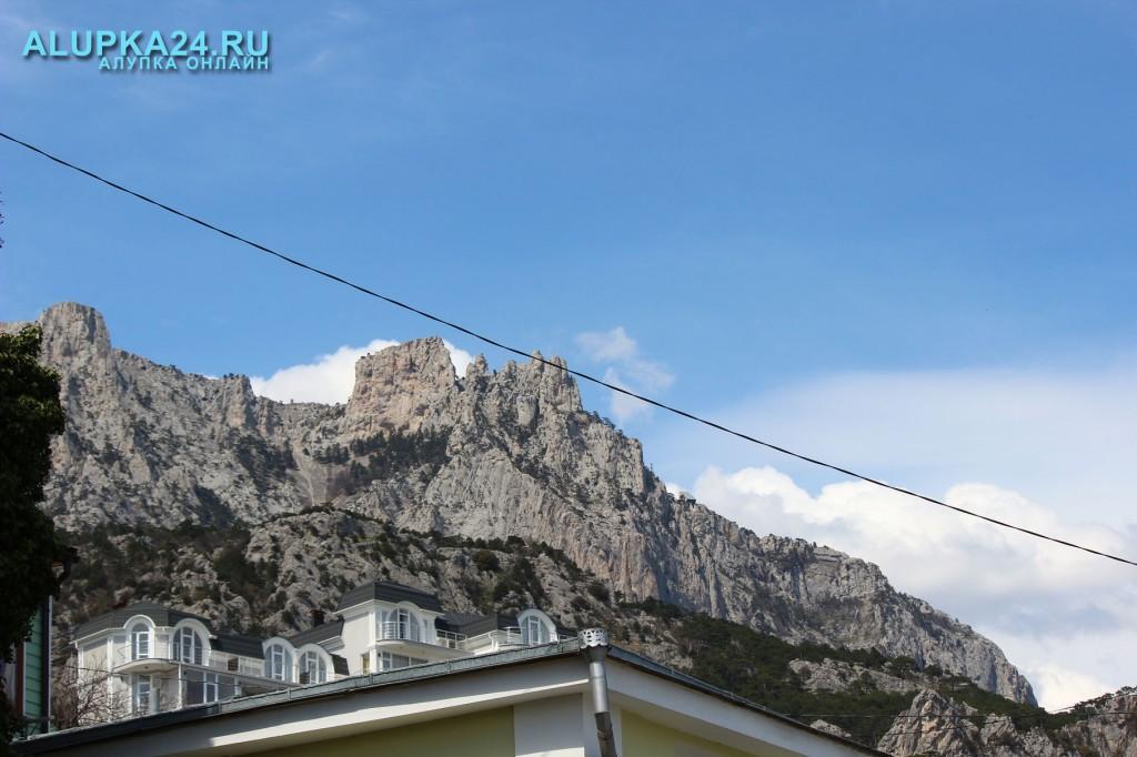 Погода в Алупке 21 июля, Крымские горы и лавины