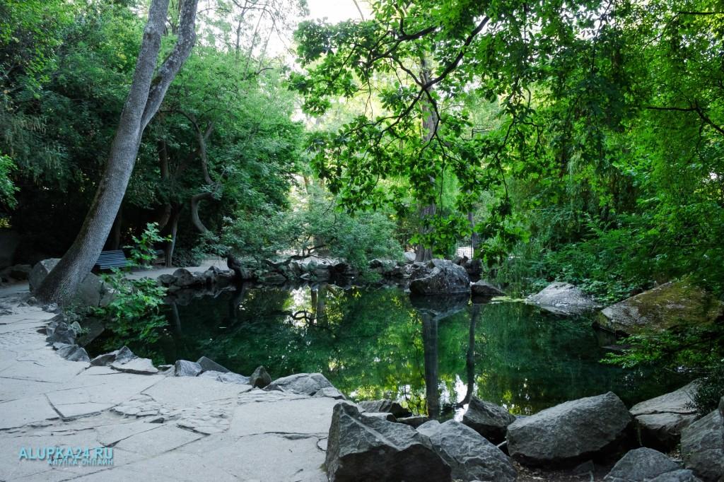 Озеро Селены