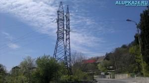 Электроэнергия для Крыма и График отключения электроэнергии в Большой Ялте в августе 2015 года