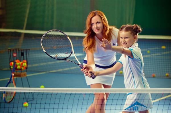 В Ялте состоится детский праздник тенниса