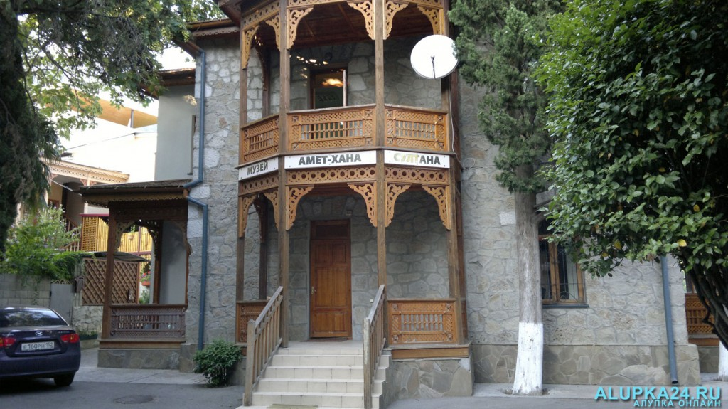 Конфликт в Алупке: Музей Амет-Хана Султана отгородят от жильцов соседних домов