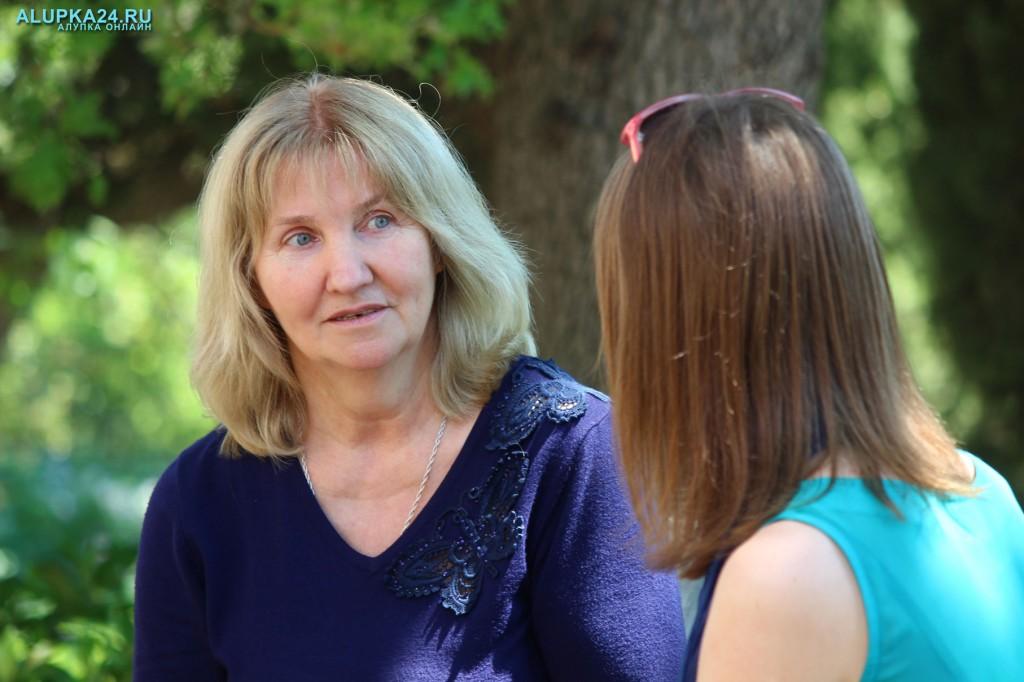 Разговор с Инной Львовной