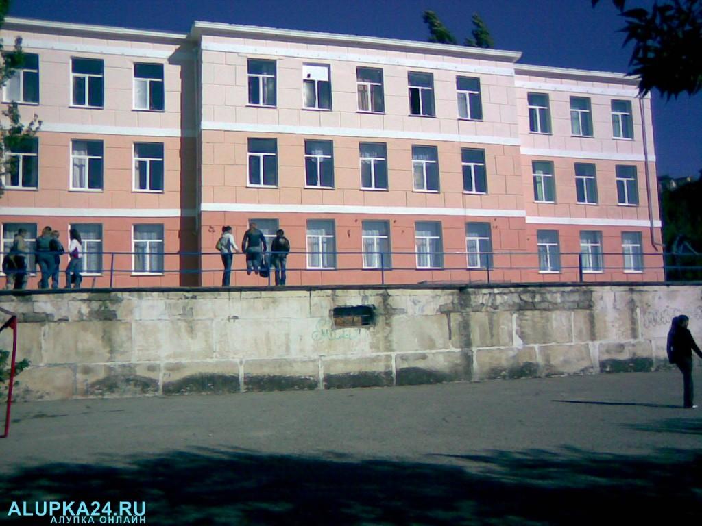 Алупкинская школа №1 готова к учебному году, уроки в школах