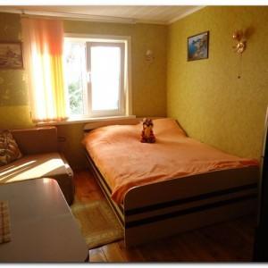Уютный домик после ремонта на 2 человека
