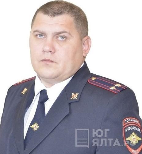 Начальником полиции Ялты назначен Дмитрий Вербицкий