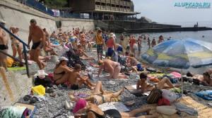 Городской пляж в Алупке: результаты опроса