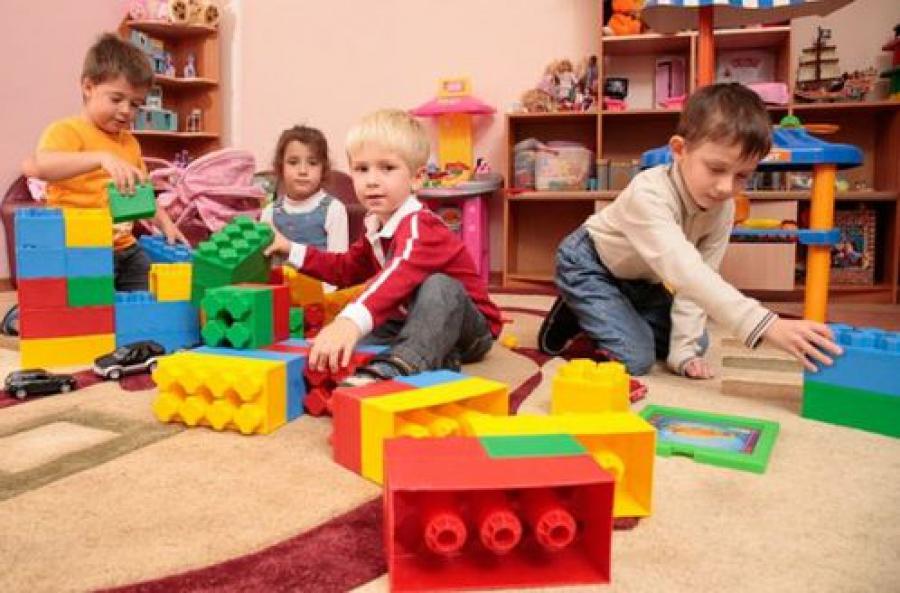 В Крыму детский сад посещают 76% детей