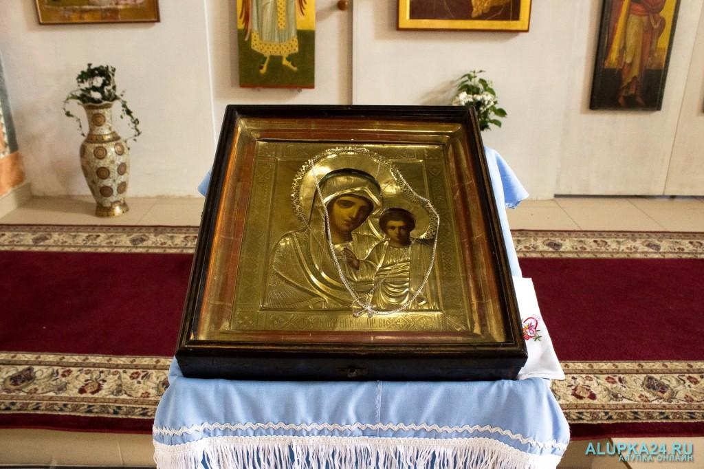Икона в храме Архангела Михаила