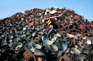 Ялтинца оштрафовали за незаконный приём металлолома