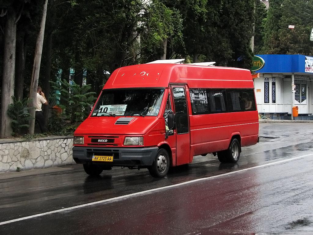 В Ялте с первого октября подорожает проезд в городском транспорте