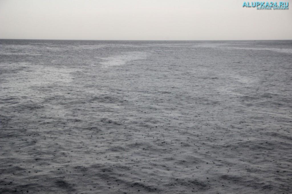 В Крыму на два дня объявили штормовое предупреждение