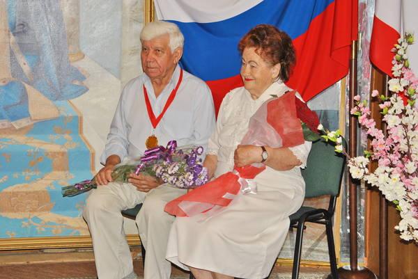 Ялтинская семья Шевцовых отметила бриллиантовую свадьбу