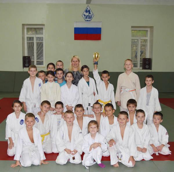 В Гаспре состоялись соревнования по дзюдо в честь 95-летия Амет-Хана Султана