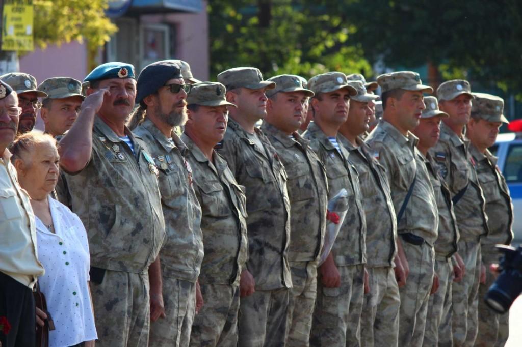 Народное ополчение Крыма отказалось от 25 миллионов рублей на капремонт в пользу соцучреждений, сотрудники Народного ополчения Крыма