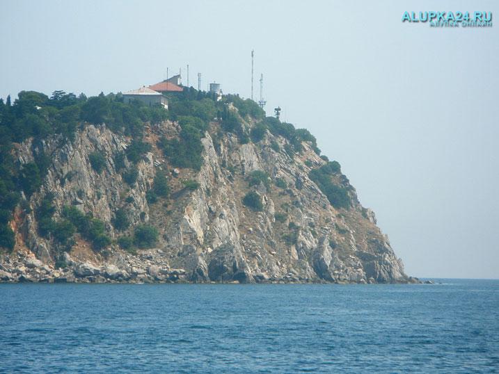 Ай-Тодорский маяк станет частью экскурсионного показа