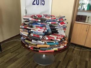 Акция «Подари книгу библиотеке» принесла Ялте почти три тысячи книг