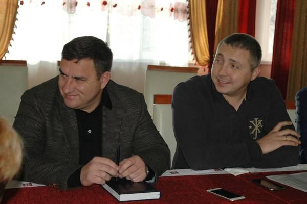 Андрей Ростенко встретился с общественниками города Алупка