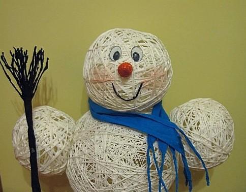 В Ялте проведут семейный конкурс «Снеговик без снега»