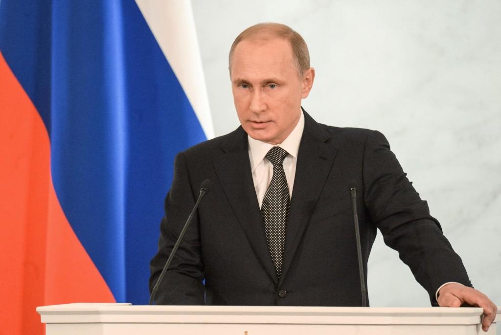 Смотреть онлайн Послание Владимира Путина Федеральному собранию 2015
