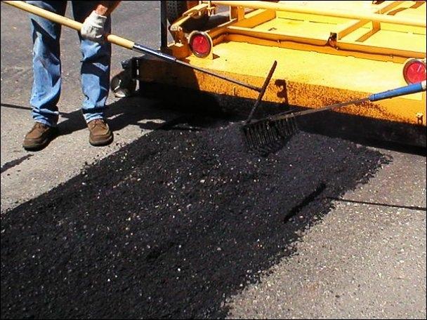В Ялте возобновили дорожно-ремонтные работы