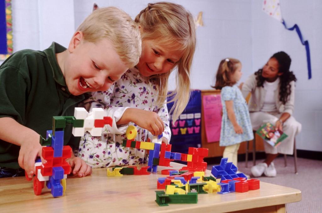 Детский сад посещают 4,5 тысячи детей