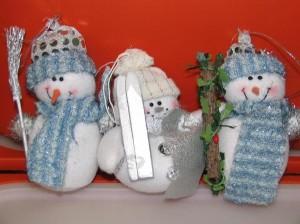 В Большой Ялте работает 11 ярмарок по реализации новогодних и рождественских сувениров