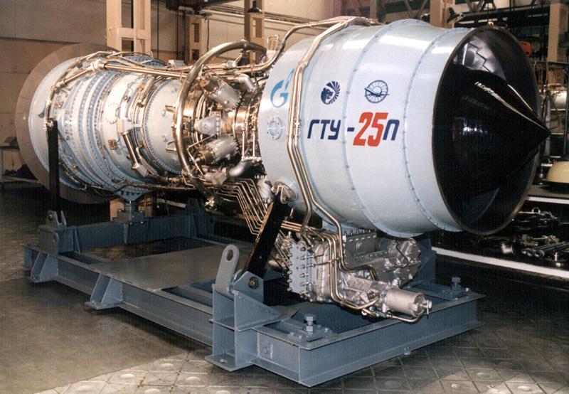 В Крым доставили вторую газотурбинную электростанцию
